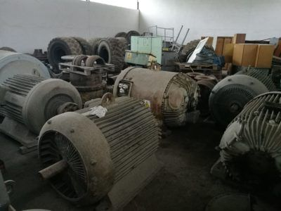 Silniki elektryczne średnionapięciowe 6kV od 200 do 250 kW