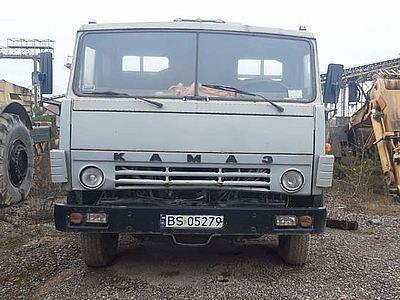 Części do samochodu ciężarowego KAMAZ