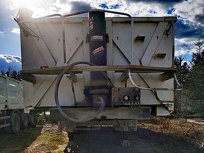 Naczepa WIELTON NW-33SB/K